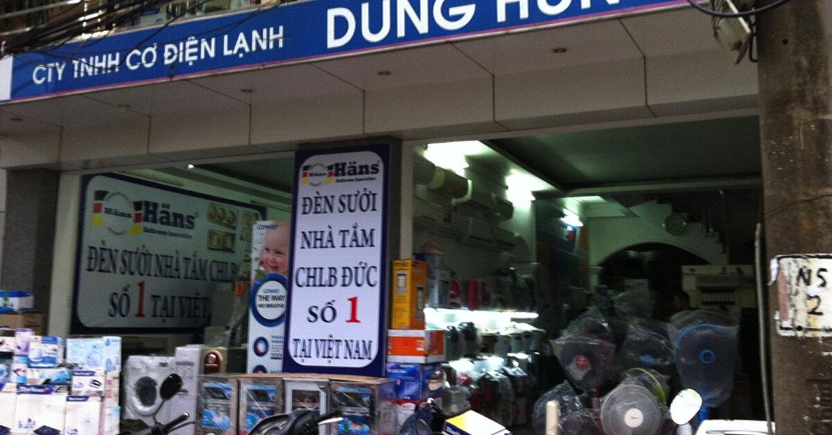 Địa chỉ mua đèn sưởi nhà tắm đẹp rẻ và uy tín tại Hà Nội