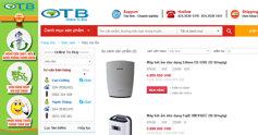 Địa chỉ mua máy hút ẩm uy tín tại Hà Nội