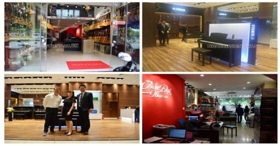 Địa chỉ mua nhạc cụ Dự án, trường học tốt nhất Hà Nội, TPHCM?