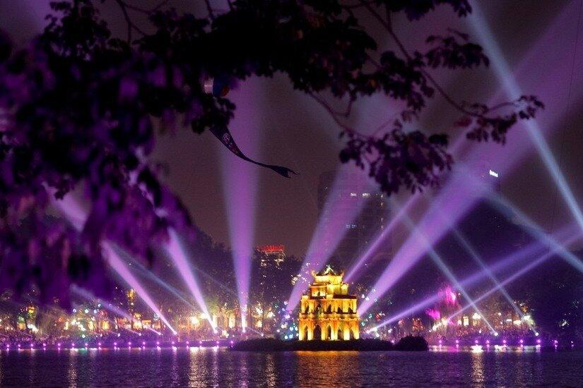 Địa điểm chơi Valentine tại Hà Nội