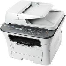 So sánh máy in laser màu giá rẻ khay giấy lớn Fuji Xerox workcentre 3210 và  Samsung SCX 4824FN