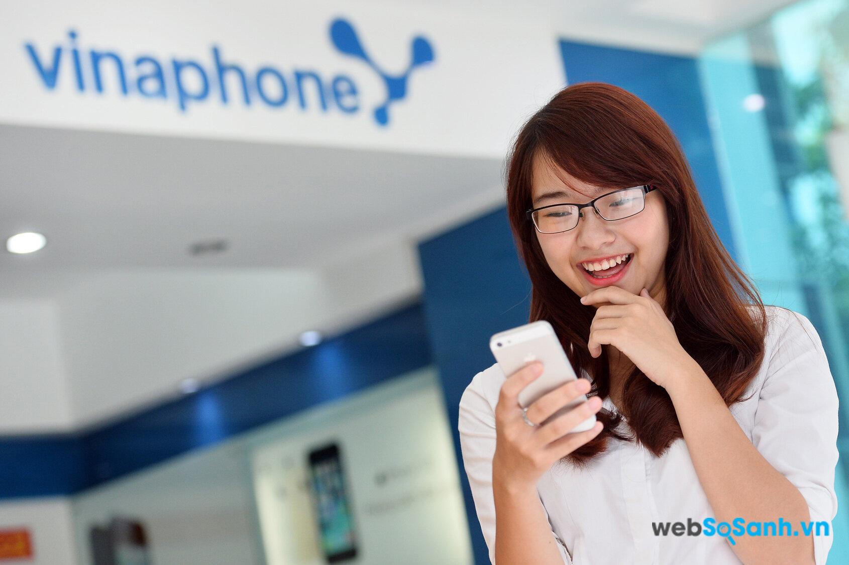 Dịch vụ chuyển vùng quốc tế của Vinaphone