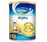 Dielac Alpha 123 – Sữa Việt dành cho trẻ Việt