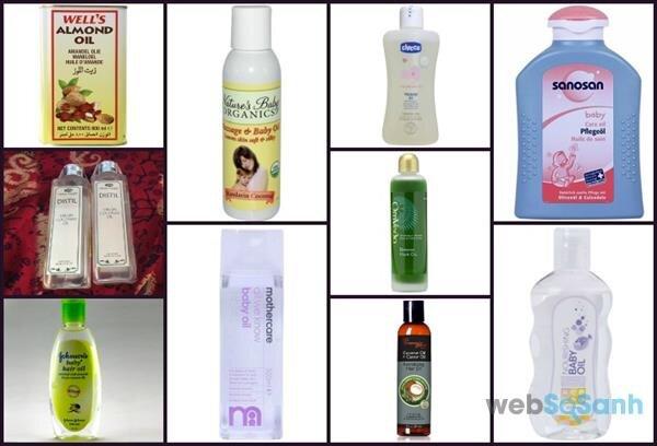 Điểm danh 10 loại tinh dầu dưỡng tóc cho bé được nhiều bà mẹ tin dùng