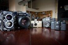 Điểm danh 10 máy ảnh phim cổ giá dưới 100 USD