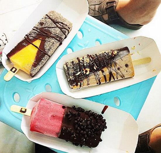 Điểm danh 3 quán kem que hoa quả cực ngon, cực lạ ở Hà Nội