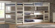 Điểm danh 3 ưu điểm nổi bật của giường 3 tầng trẻ em