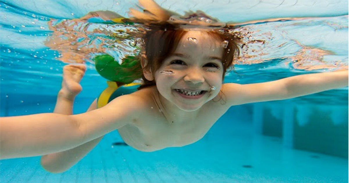 Điểm danh giúp bạn 5 dụng cụ bơi lội cho trẻ