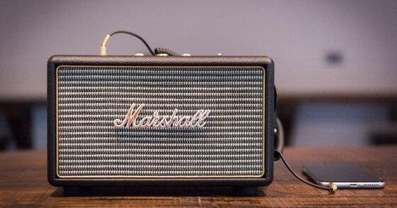 Điểm danh những chiếc loa bluetooth có độ 'HOT' lớn nhất năm 2018 của Marshall