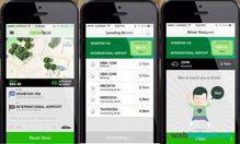 Điểm khác biệt giữa Uber Taxi, Easy Taxi và Grab Taxi là gì?