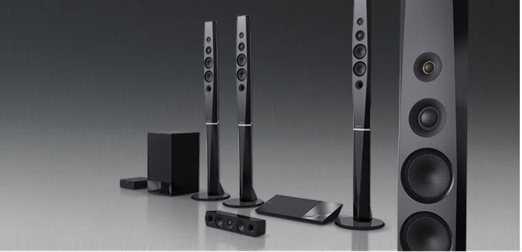 Điểm mặt 5 công nghệ hiện đại trên loa Sony
