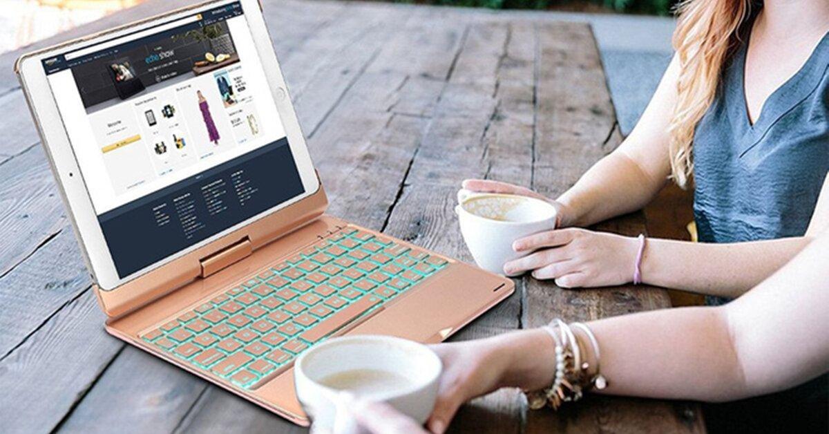 Điểm mặt những chiếc bàn phím 'chanh sả' dành cho iPad