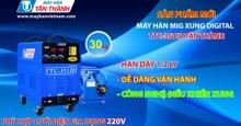 Điện cơ Tân Thành: Niềm tự hào của thương hiệu Việt, trí tuệ Việt