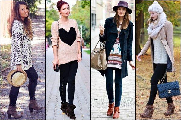 Diện đủ mọi phong cách với giày ankle boot bốn mùa