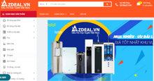 Điện máy Azdeal – Nhà phân phối các thiết bị bếp từ, máy hút mùi, máy rửa bát