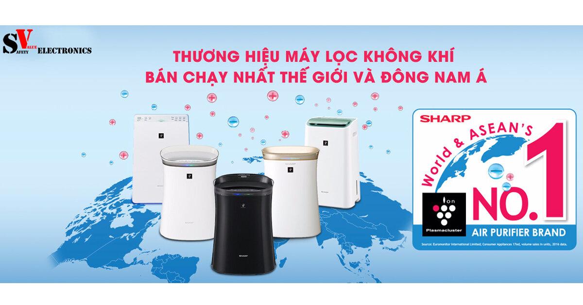 Điện máy Giá Trị Việt – Tổng kho máy lọc không khí chính hãng