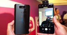 Điện thoại Asus ZenFone 6 2019 mới ra mắt giá bao nhiêu tiền?