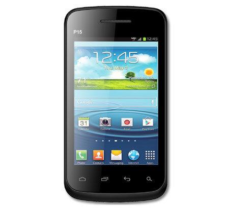 Điện thoại cảm ứng Masstel P15 - 2 sim - Giá rẻ không thể rẻ hơn