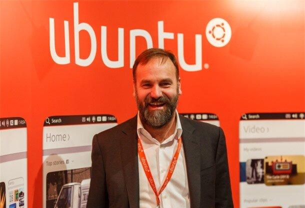 Điện thoại chạy Ubuntu Touch sẽ ra mắt vào 2014