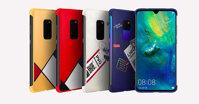Điện thoại Huawei Mate 20 (2018) trình làng 5 phiên bản màu sắc đẹp mắt