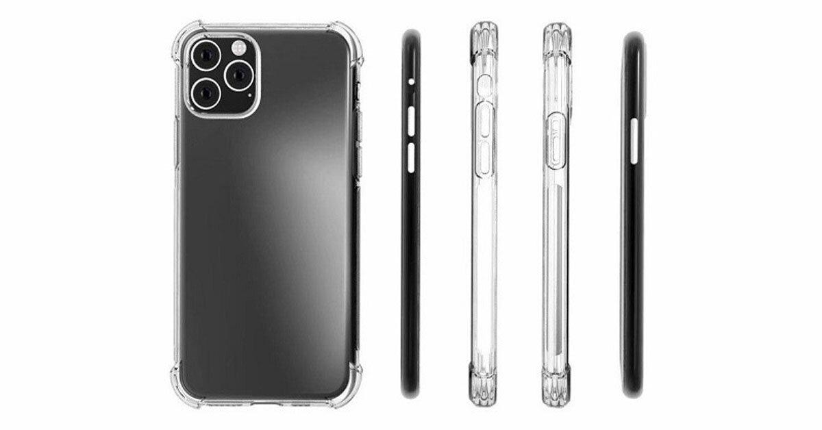 """Điên thoại iPhone 11 sắp ra mắt sẽ có thiết kế rất """"dở"""""""