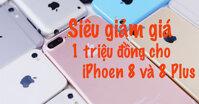 Điện thoại iPhone 2018 mới ra mắt thì các dòng iPhone cũ , iPhone X , iPhone 8 , iPhone 7 có giảm giá không?