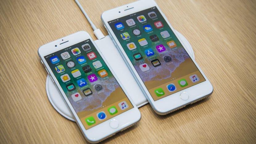 Điện thoại iPhone 8/ 8 Plus thua kém Samsung Galaxy S8/ S8 Plus