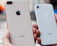Điện thoại iPhone 8/ 8 Plus không nhận sim 4G, pin bị phồng