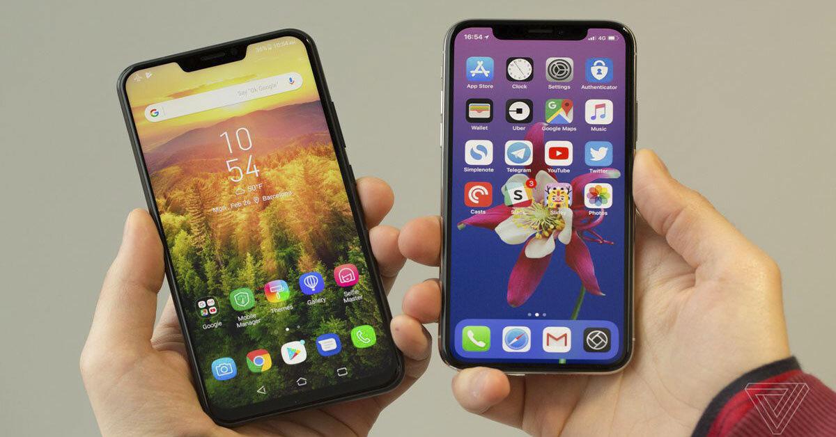 Điện thoại iPhone X bị treo phải làm gì?