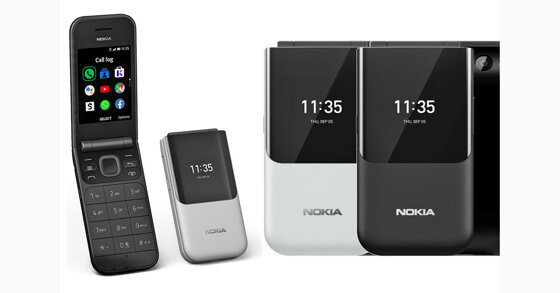 Điện thoại Nokia 2720 Flip 2019 giá bao nhiêu tiền? Có nên mua không?