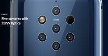 Điện thoại Nokia 9 PureView có giá bao nhiêu tiền? khi nào bán ra chính thức tại Việt Nam?