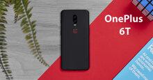 Điện thoại OnePlus 6T ra mắt - Smartphone cao cấp trang bị cảm biến vân tay dưới màn hình