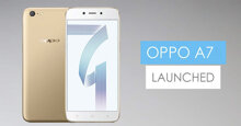 Điện thoại Oppo A7 bất ngờ để lộ thông tin về cấu hình vượt trội trong phân khúc tầm trung