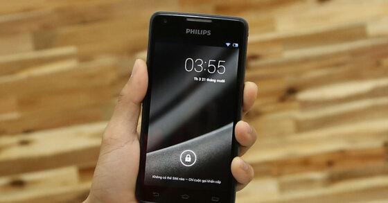 Điện thoại Philips pin khủng nhất 5300 mAh giá bao nhiêu