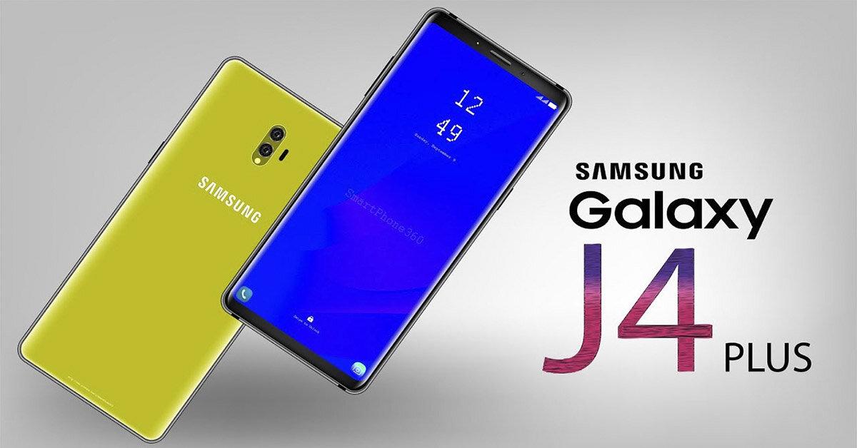 Điện thoại Samsung Galaxy J4 Plus: Viên ngọc sáng trong phân khúc giá rẻ