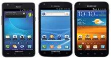 Điện thoại Samsung Galaxy S II có mấy phiên bản tất cả? ra mắt khi nào?