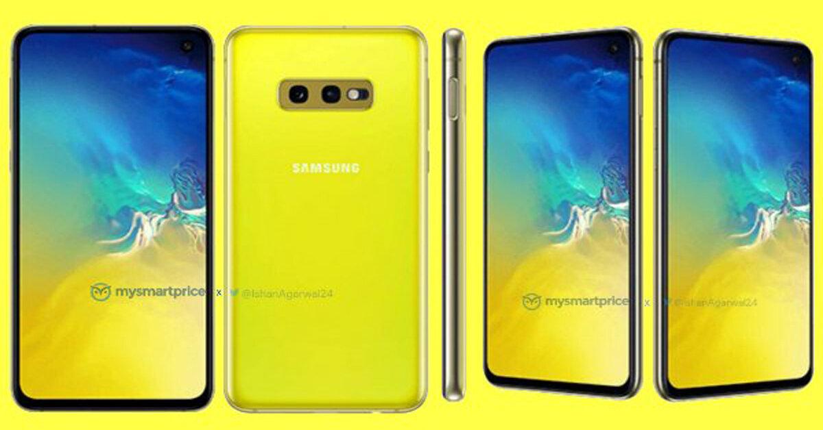 Điện thoại Samsung Galaxy S10e có mấy màu? Giá bao nhiêu tiền?
