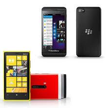 Điện thoại thông minh giá rẻ: Chọn BlackBerry Z10 hay Nokia Lumia 530 ?