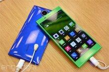 Điện thoại Trung Quốc kỳ vọng đánh bại iPhone 5S, Galaxy S5