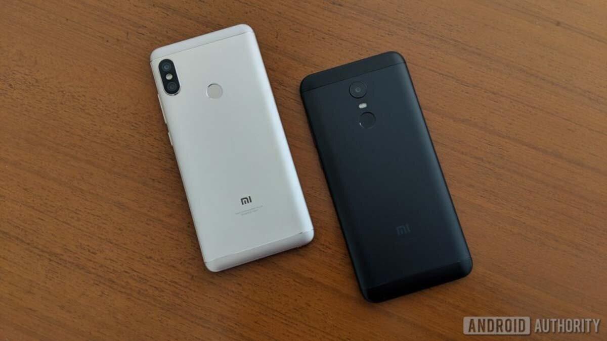 Điện thoại Xiaomi Redmi Note 5 sắp ra mắt với mức giá rẻ, pin siêu khủng