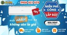 dienmaysaigon.com – Mua Máy Lạnh Thả Ga – Không Còn Lo Giá – Vệ sinh 1 lần miễn phí và tặng nón bảo hiểm cao cấp – Trả Góp 0% – Quà Tặng Hấp Dẫn – Giảm Sốc Lến Đến 30%