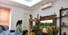 Điều chỉnh nhiệt độ điều hòa đúng cách không những mát mà còn tiết kiệm điện