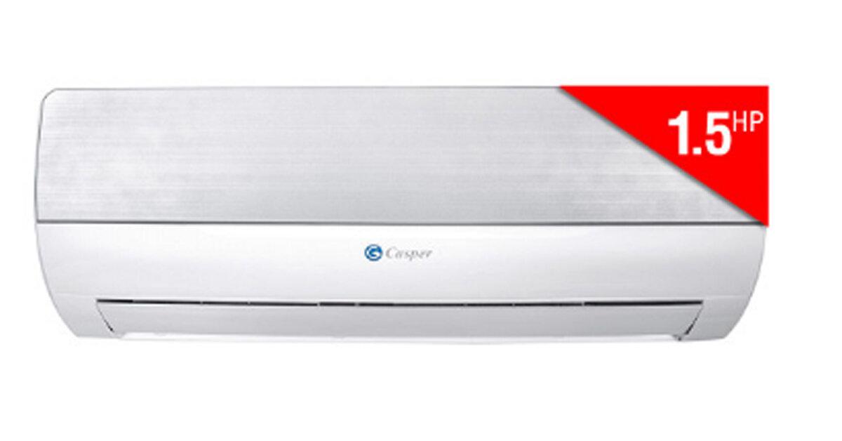 Điều hòa casper inverter 12000btu giá rẻ nhất bao nhiêu tiền ?