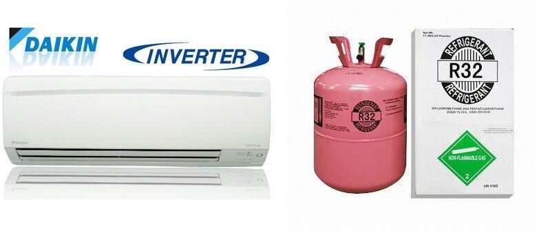 Điều hòa Daikin sử dụng loại gas làm lạnh nào tốt nhất?