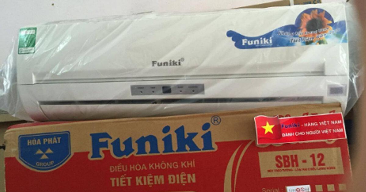 Điều hòa Funiki có tốt không ? Giá bao nhiêu ?