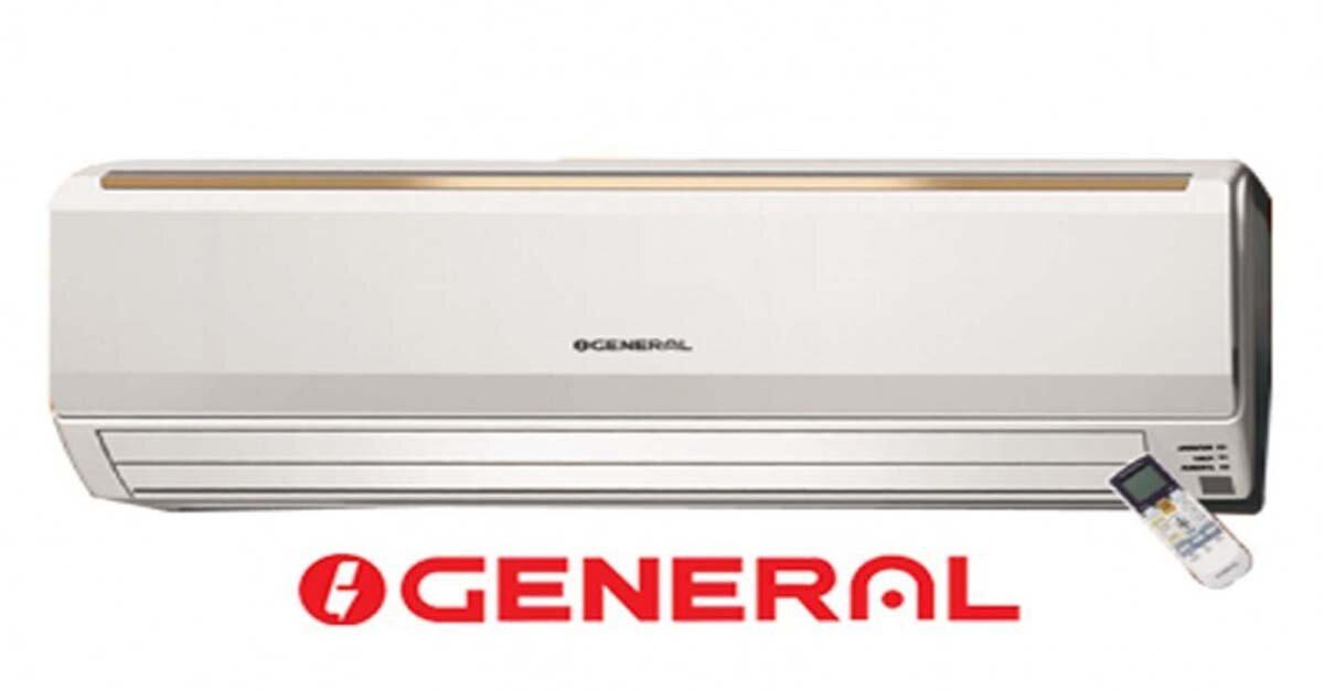 Điều hòa General 24000btu ASGG024LLTB-V: sự lựa chọn tuyệt vời cho người sử dụng