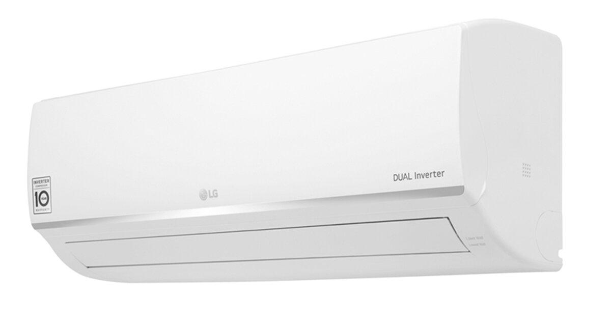 Điều hòa LG 1 chiều 9000BTU V10ENW có những ưu điểm gì? Giá bán bao nhiêu?