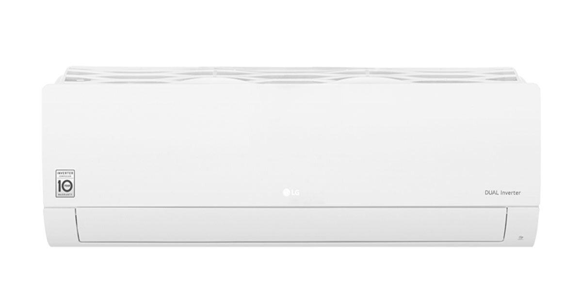 Điều hòa LG 2 chiều DualCool Inverter B10END – sự lựa chọn cho phòng nhỏ tại miền Bắc