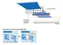 Điều hòa máy lạnh Daikin được trang bị công nghệ khử mùi, lọc không khí gì?