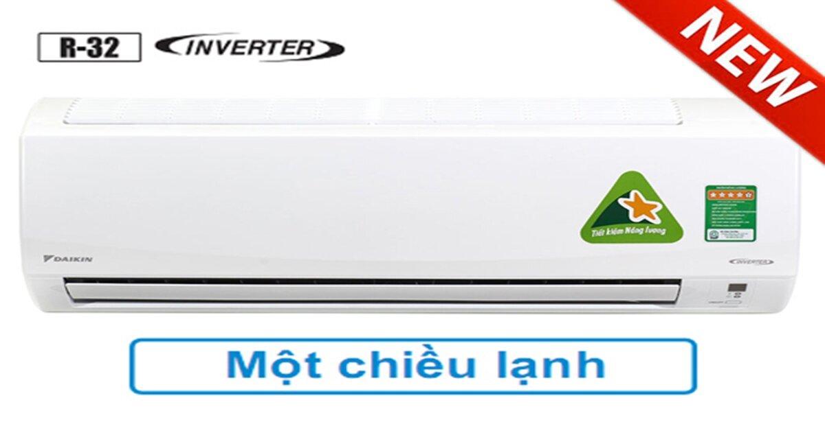 Điều hòa – Máy lạnh Daikin FTKQ25SVMV1 chiều 9000btu có tiện ích nào đáng chú ý ?